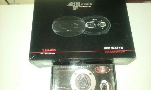 Combo De Sonido Sm Audio
