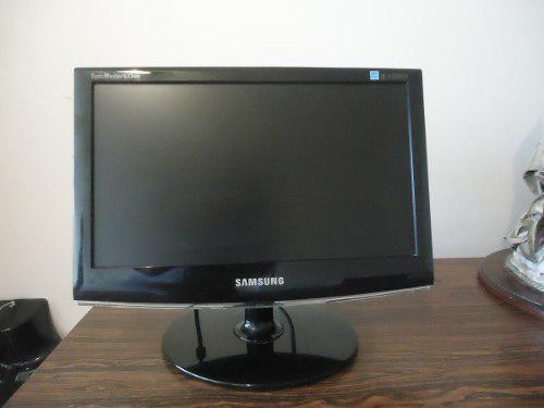 Monitor Samsung 15 Pulgadas Modelo 633 Nw