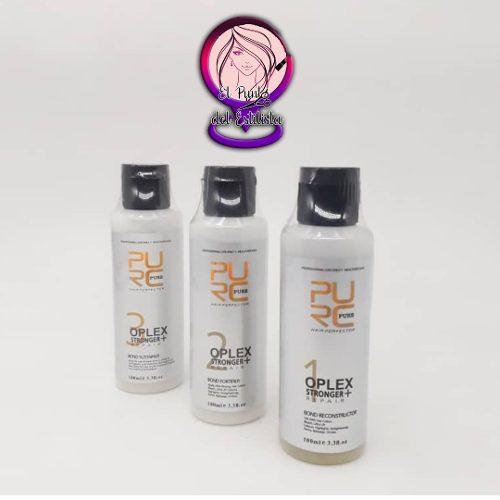 Oplex Pure Pasos 1 2 Y 3
