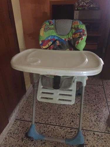 Silla De Comer Safari Chicco