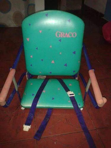 Silla Para Comer Babys Marca Graco 10$ O Al Cambio