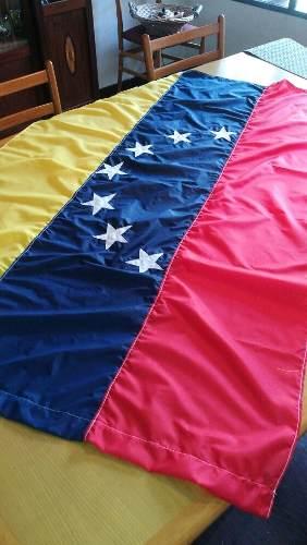 Bandera De Venezuela 7 Estrellas La Orginal