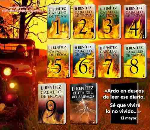 Caballo De Troya De J.j.benitez 10 Libros - Pdf