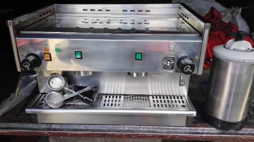 Cafetera 2 Grupos Bezzera