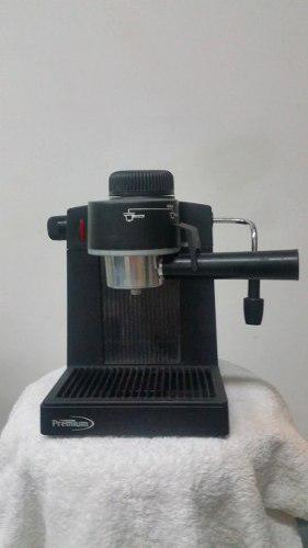 Cafetera Expreso, Eléctrica Con Vapor, Marca Premium