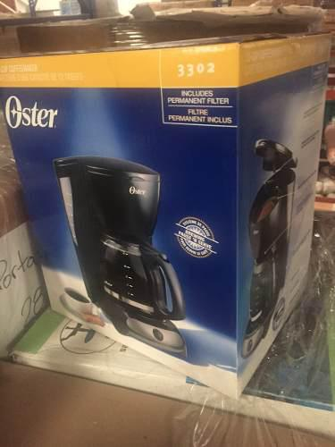 Cafetera Oster 12 Tazas 3302
