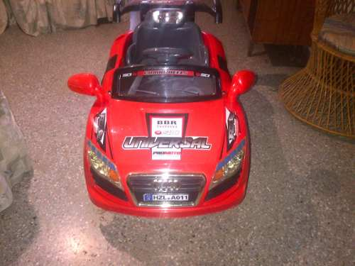 Carro Montable Juguete Para Niños Cargador
