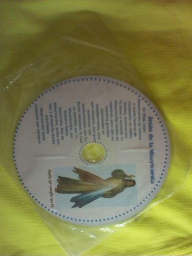 Cd De Oración Al Jesús De La Divina Misericordia