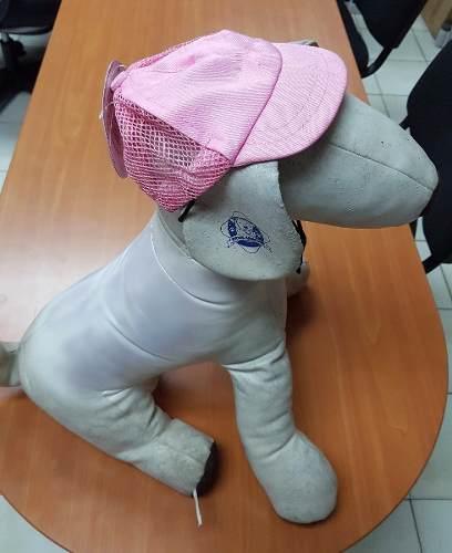 Gorra De Nylon Penn Plax Para Perros Talla Unica
