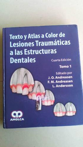 Libro Odontologia Lesiones Traumaticas Estructuras Dentales
