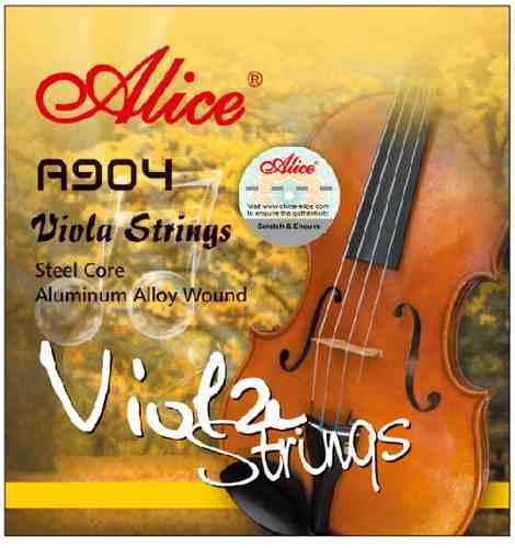 Set De Cuerdas Alice A904 Viola