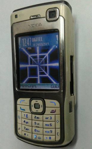Telefono Nokia N70 Usado Solo Digitel Leer Publicacion O 20$