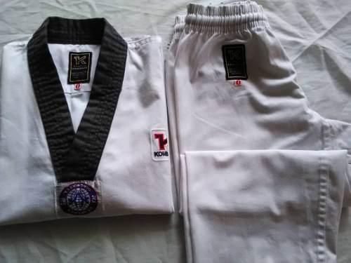 Uniforme De Taekwondo Para Niño