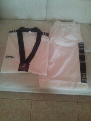 Uniforme Dobok Taekwondo Kwon Talla 4