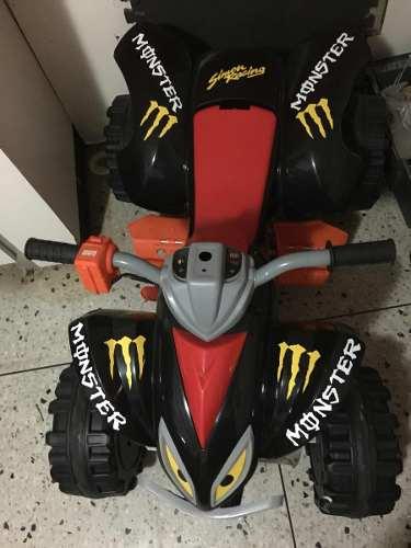 Vendo Moto De Baterías Para Niños De Entre 1 Y 6 Años.