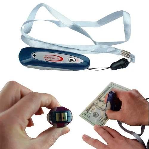Detector De Billetes Falsos 2 En 1 Somos Tienda Virtual