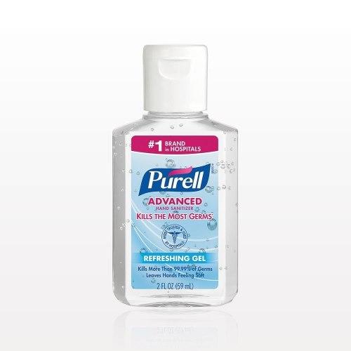 Gel Antibacterial Purell Advanced 30 Ml