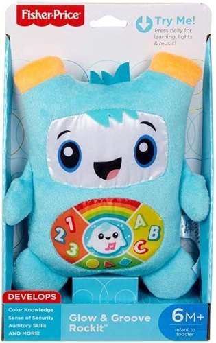 Juguete Fisher-price Glow & Groove Rockit