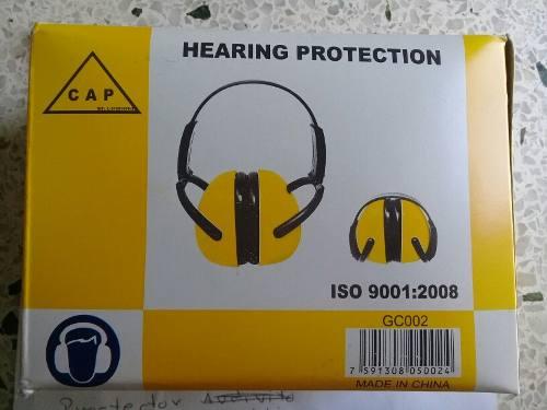 Tapa Oídos De Seguridad Industrial