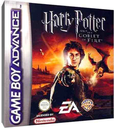 Juego Original Harry Potter Cofret Of Fire Game Boy Advance