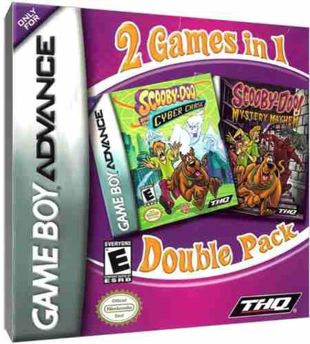Juego Original Scooby-doo Cyber, Mystery Game Boy Advance