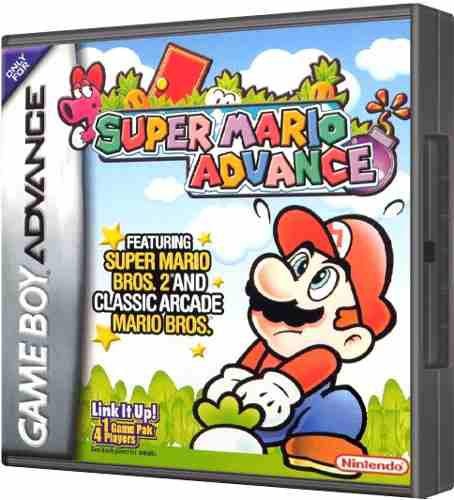 Juego Original Super Mario Advance Game Boy Advance