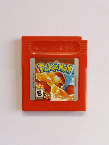 Pokemon Rojo Nintendo Game Boy