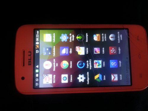 Telefono Android Blu Dash Doble Sim