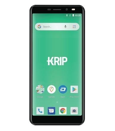 Telefono Android Krip K55 Con Estuche Y Protector Pantalla