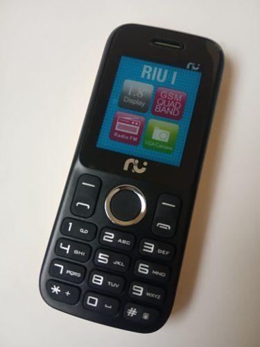 Telefono Celular Basico Economico Liberado Doble Sim