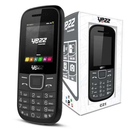 Telefono Celular Basico Yezz C21 Somos Tienda Fisica