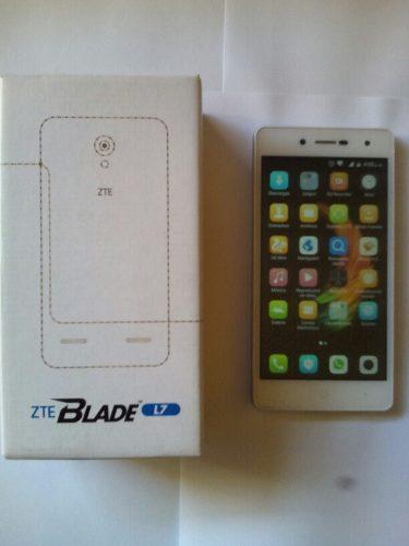 Telefono Celular Smartphone Zte Blade L7 Doble Sim Liberado
