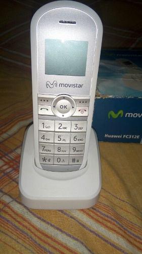 Telefono De Casa Movistar Huawei Fc312e