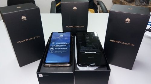 Telefono Huawei Mate 20 Lite 4+64gb En320us