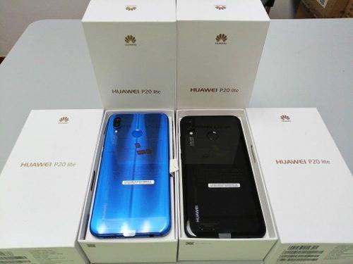 Telefono Huawei P20 Lite 4gb + 32gb En275us