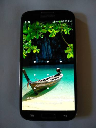 Telefono Samsung S4 Grande Como Nuevo