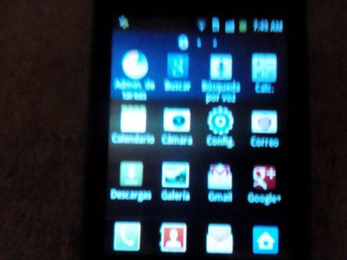 Telefono Samsung Young S  L Con 2 Baterias.