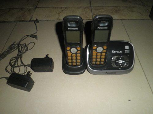 Telefonos Panasonic Inalambricos Con Base