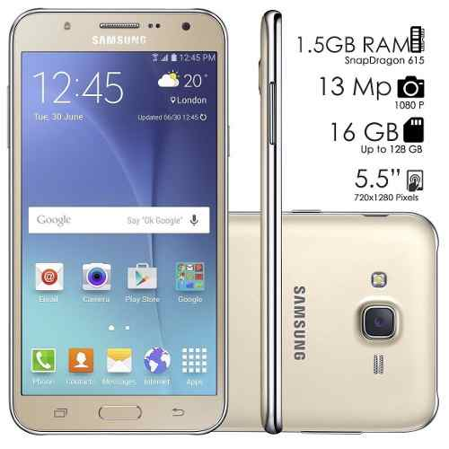 Teléfono Android Galaxy J7 Neo 16gb