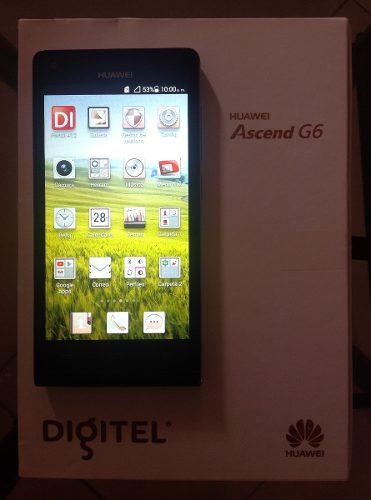 Teléfono Celular Huawei Ascend G6 4g Lte 75 Us