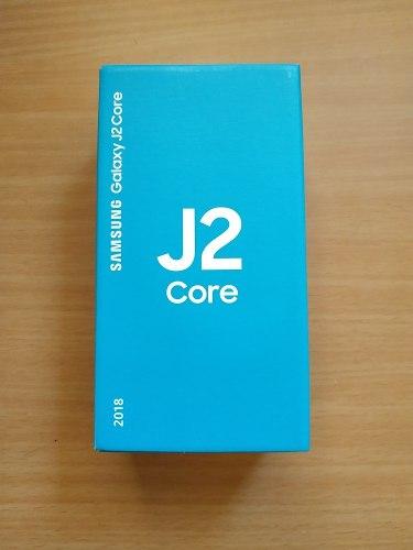 Teléfono Celular Samsung J2 Core Nuevos
