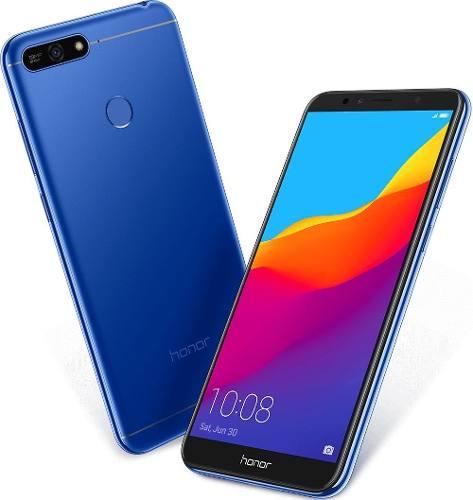 Teléfono Huawei Honor 7a. Cám Dual 13y2mp Lector Huella