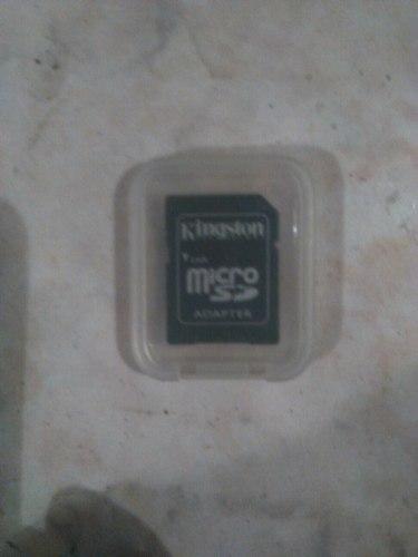 Adaptador De Memoria Micro Sd A Sd