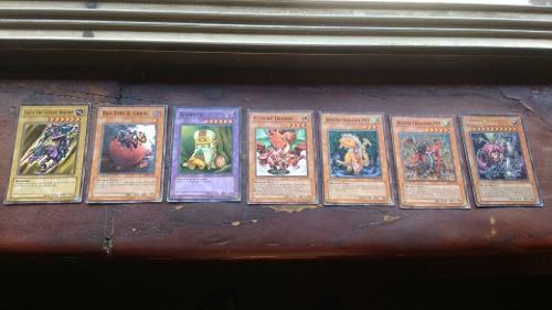 Cartas Yu-gi-oh! 100% Originales