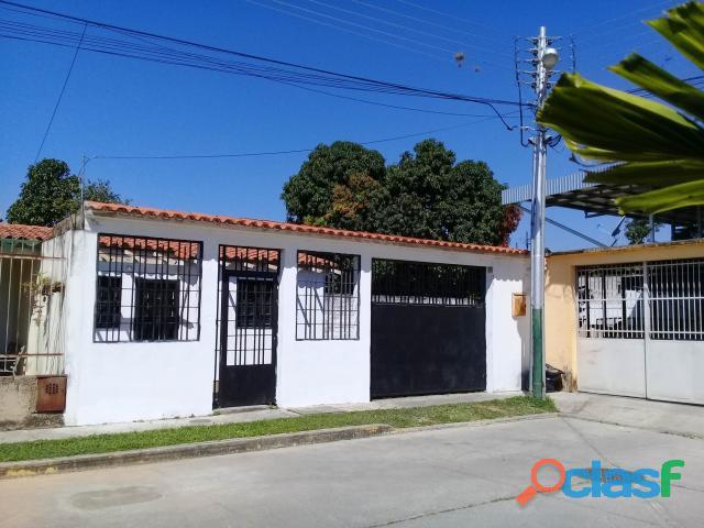 Casa en venta en Turmero, Urb. Plaza Jardín 19 3146