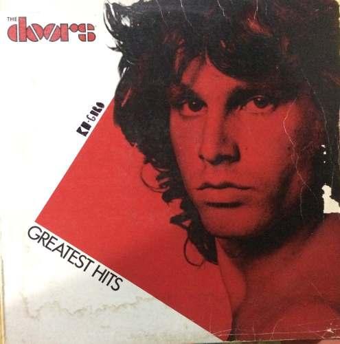 Disco Vinyl Importado: The Doors Greatests Hits Lp.