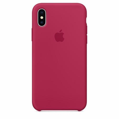 Forro Protector Case Silicon Apple De Iphone X Xs Xr Xs Max