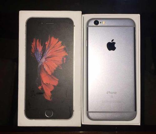 Iphone 6s De 64gb Liberado De Fábrica