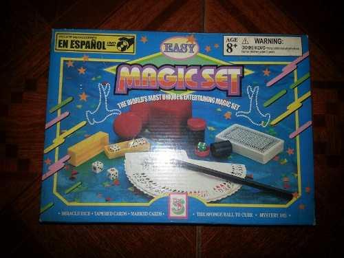 Juego De Magia Para Niños +8 Años