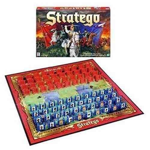 Juego De Mesa Stratego Nuevo Estratego